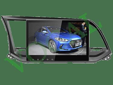 مانیتور فابریک Hyundai Elantra Full Touch