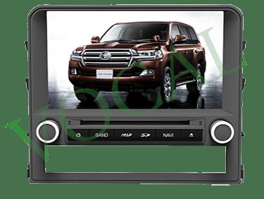 مانیتور فابریک Toyota Landcruiser 2016