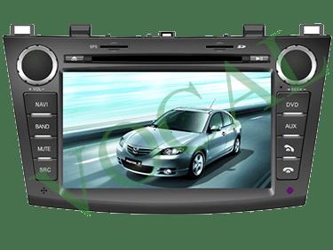 مانیتور فابریک Mazda 3 New