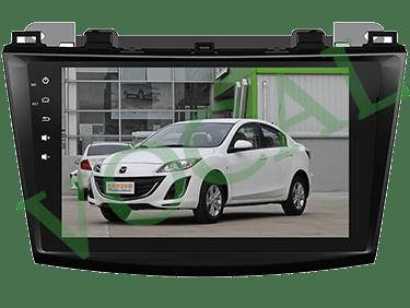 مانیتور فابریک Mazda 3 New Full Touch
