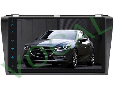 Mazda 3 Old Full Touch