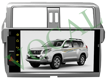 Toyota Prado 2017 Full Touch