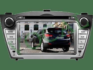 مانیتور فابریک Hyundai Tucson ix35