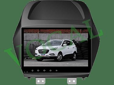 مانیتور فابریک Hyundai Tucson ix35 Full Touch